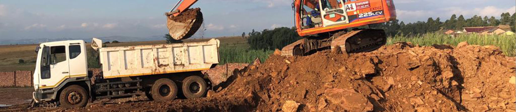 Site clearance contractors johannesburg